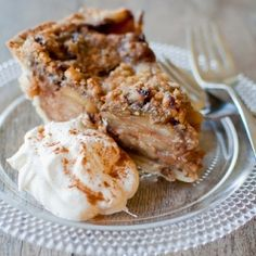 Southern comfort caramel apple pie..