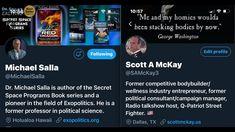1.21.21 Scott McKay & Dr. Michael Salla: Secret Space Programs, Hidden T... Secret Space Program, Edit Profile, George Washington, New Books, Author, Youtube, Writers, Youtubers, Youtube Movies