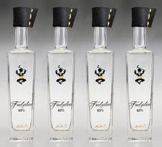 FRNZALICA - Dizajnérsky návrh potlače fliaš a návrh reklamnej kampane pre výrobcu alkoholu Zizak s.r.o, Poprad Perfume Bottles, Graphic Design, Beauty, Atelier, Perfume Bottle, Beauty Illustration, Visual Communication