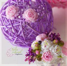букет пионов Chiffon, Crown, Flowers, Jewelry, Silk Fabric, Corona, Jewlery, Jewerly, Sheer Chiffon