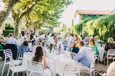 Destination Wedding at Chateau Sainte Roseline — Charlotte Hu Photography