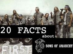 20 Surprising Facts You Didn't Know About Sons Of Anarchy - BuzzFeed Mobile