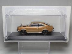 NOREV MAZDA SAVANNA COUPE GT 1972 BROWN 1/43 #Norev #Mazda