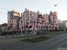 Hundertwasser Magdeburg