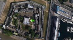 Tower of London | Community Post: 7 Amazing Places You Can View With Google Earth Part 2