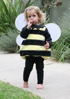 Chasing Fireflies for Halloween costumes
