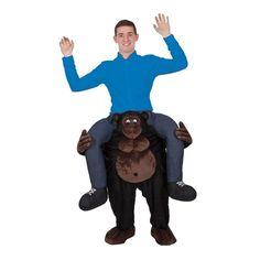 #Ebay #Funny #Adult #Fancy #Dress #Carry #Me #Gorilla #One #Size #Fabric #Unisex #Party #Festivity