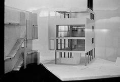 Le Corbusier - Weissenhof split model