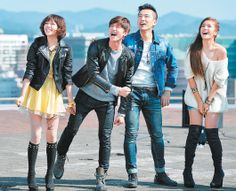 Taiwanese Drama: Rock n Road