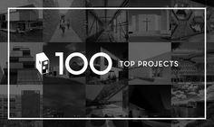 Top 100 projetos brasileiros