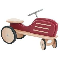 Wooden Riding Toys for Toddlers - TotRides.com | TotRides.com