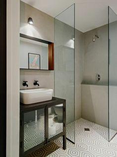 la cabine de douche castorama d'angle pour la salle de bain