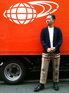 【Shop Info】BEAMS SHIBUYA 【twitter】BEAMS Men's Casual