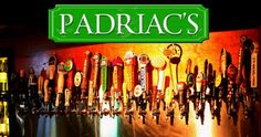 Padriac's Irish Pub - Vinings Atlanta -- the lobster nachos are AH-mazing, but so is most of the menu.  AND they have an extensive wine list as well as an impressive beer selection