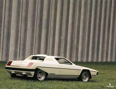Les concepts Bertone: Ferrari Rainbow (1976) | le blog auto