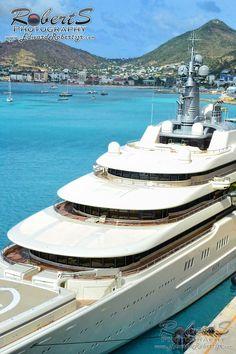 famousdestination.com | Eclipse 2 as the Worlds Largest Luxury Yacht | Famous Destinations ...