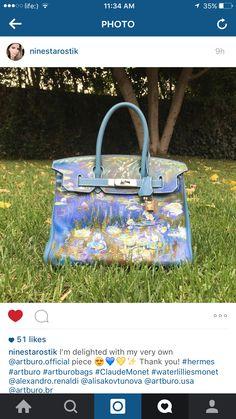 ARTBÚRO   Hermès for Caroline Starostik. #artburo #personalization #hermes #karolinestarostik