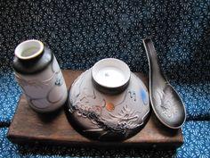 moriage dragonware vase | Moriage Dragonware