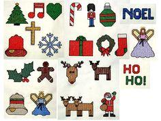 Free Xmas Cross Stitch Patterns | Christmas Cross Stitch Brings Joy |Articles Web