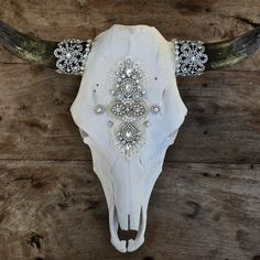 Royal Affair Cow Skull | Child of Wild