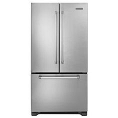 22® Cu. Ft. Counter-Depth French Door Refrigerator, Pro Line Series (KFCP22EXMP Stainless Steel) |