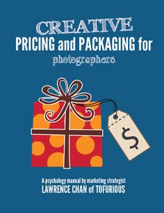 The thing that is most holding back my photography business - the darn price list!