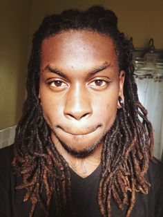 afro5amurai: Ig: Ra5tafari African American Men, Hair Goals, Afro, Black Hair, Style Me, Natural Hair Styles, Dreadlocks, Hairstyles, Beauty