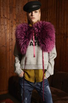 Dsquared2 Pre-Fall 2018 Collection Photos - Vogue