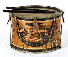 19th Century Snare Drum.