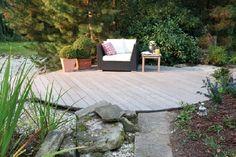 Gardenplaza - Ausdrucksstarke Terrassendielen in neuen Holzarten und Oberflächen - Gartenträume aus Holz werden wahr