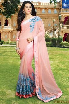 Karishma Kapoor Bollywood Sarees at Zohraa