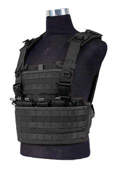 FT Wasatch Black 900D Version Vest Assault Vest 946caa552