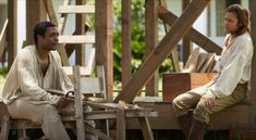 '12 years a Slave' Brad Pitt and Chiwetel Ejiofor