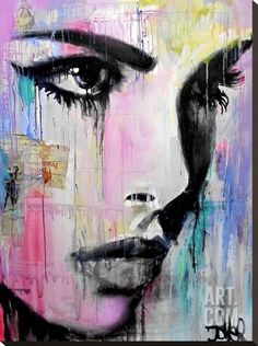 Tempest Stretched Canvas Print by Loui Jover at Art.com