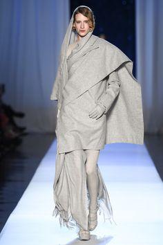 Jean Paul Gaultier Fall 2017 Couture Fashion Show - Luca Adamik