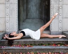The ballerina's post-New Year's Eve recovery pose, demonstrated by OKC Ballet's @paola.alexandria  #ballet #balletdancer #balletphotography #balletdancers #balletinspiration1 #dancephotography #balletbeautiful #ballerina #ballerinaspiration #ballerinasofig #ballerinasofinstagram #dancer #dance #dancers #dancersofig #dancephotography #dancerspose #dancersofinstagram #pointeshoes #photography #sanfrancisco #okcballet @okcballet