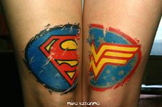 wonder woman tattoos   deviantART: More Like Ivy tattoo by ~ontheinsideim80