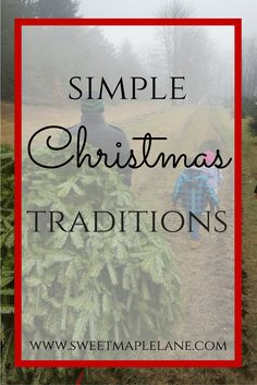 Simple Christmas traditions you should try this holiday season!