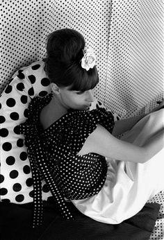 Iris Bianchi Photo by Jerry Schatzberg
