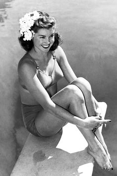Esther Williams. I need to just start an Esther Williams board.