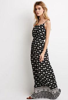 t shirt maxi dress forever 21 xo Elephant Dress, Elephant Print, Elephant Clothing, Elephant Stuff, Maxi Shirt Dress, Dress Skirt, Fashion And Beauty Tips, Spring Dresses, Maxi Dresses
