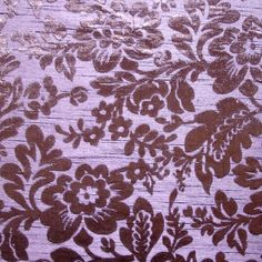Wine Garden Burnout Velvet on Fancy Fabric by FabricMart on Etsy Almost Always, Fabric Design, Floral Design, Fashion Accessories, Velvet, Fancy, Wine, Contemporary
