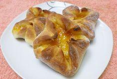 Γλυκά ψωμάκια με γέμιση μαρμελάδας. Πεντανόστιμα γλυκά ψωμάκια γεμιστά με μαρμελάδα!