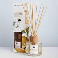 Bee Happy Large Reed Diffuser