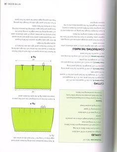 . Bag Patterns To Sew, Sewing Patterns, Patron De Couture, Dress Patterns
