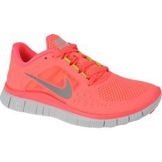 Hot pink Nikes     Want these #nike #shoes! Maybe they will motivate me to work out more! :)