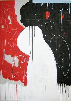 """andrea mattiello """"ali per non volare""""  acrilico,grafite e filo cm 70x100; 2010 #andreamattiello #mattiello #arte #art #contemporaryart #italianartist #artista #artistaemergente #acrilico #tela #tecnicamista #acrylic #canvas #collage"""