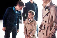 El debut de Beckham jr  precioso...