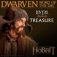 Dwarven word of the Day - Treasure