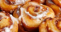 Creative Twist on a Classic: Salted Caramel Cinnamon Rolls